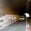 Iluminación de los túneles de Mogán, ¡por fin!