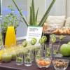 Buffet de desayuno: el rincón dietético