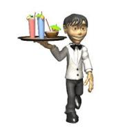 ¿Condenados a servir gin tonics?