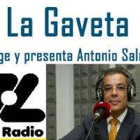 Entrevista y tertulia en La Gaveta