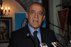 Abdurrahman Arici Ministro ViceTurismo Turquia