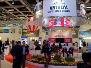 Stand de Turquía en la ITB 2016